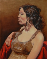 Portrait of Feona