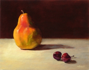 Pears and Cherries #2