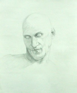 Raymond in graphite