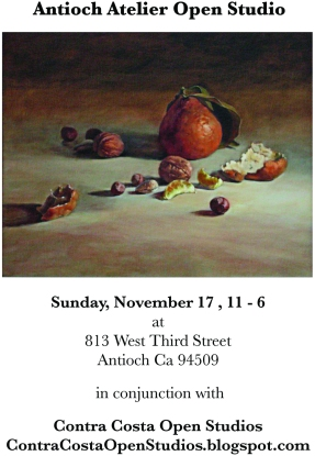Antioch Atelier Open Studio