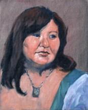 Portrait of Chiyo