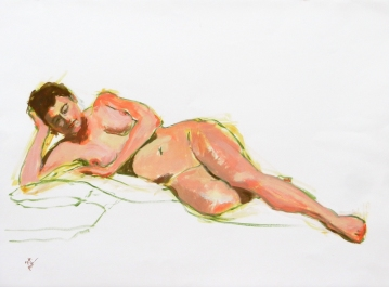 Reclining Nude #27
