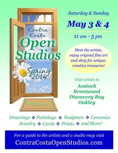 Open Studios Flyer Spring 2014 for web