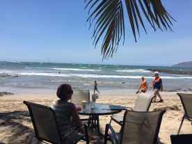 Lunch in Tamarindo
