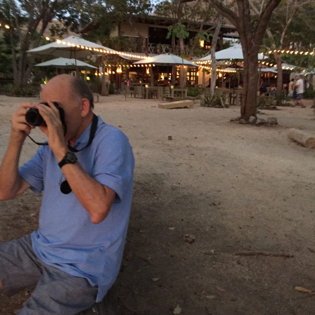 Dick the photographer